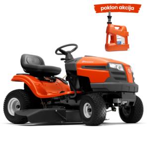 Husqvarna traktorska kosilica TS 138, traktor kosilica