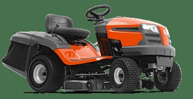 husqvarna traktorska kosilica TC138L- Sa sakupljačem